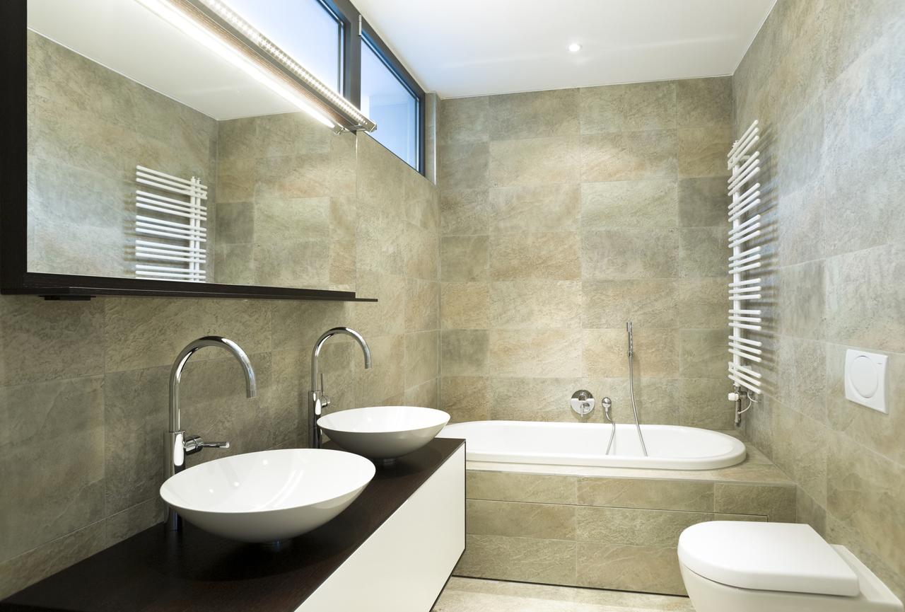 Recubrimiento de pisos para baños: un lujo con ventajas - Mejores ...