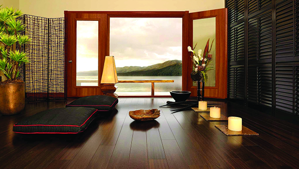 wooden flooring for a natural looks and fresh atmosphere for in choosing wood floor color ideas - kitchencoolidea.co
