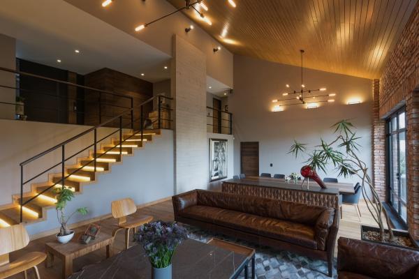 Casa AR - ARCO Arquitectura Contempor†nea - E