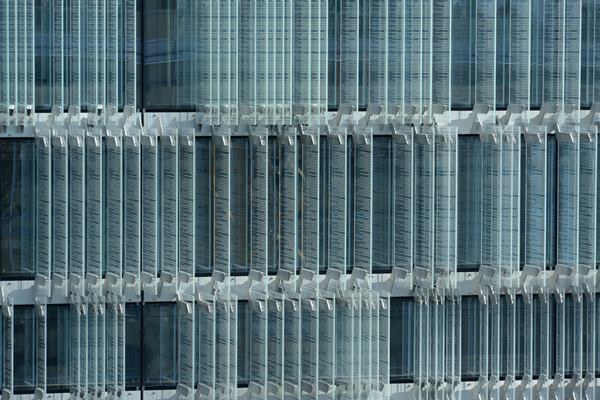 Fachada tripe capa vidri