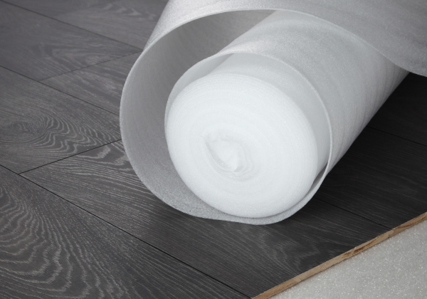 White Foam Laminate Flooring Underlay 50 Off Fast Uk Delivery regarding sizing 3000 X 3000 - Laminate Flooring