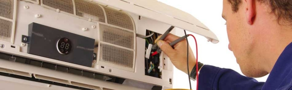 Air conditioner maintenance and service
