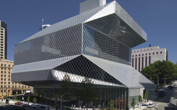 Foto: Seattle Public Library