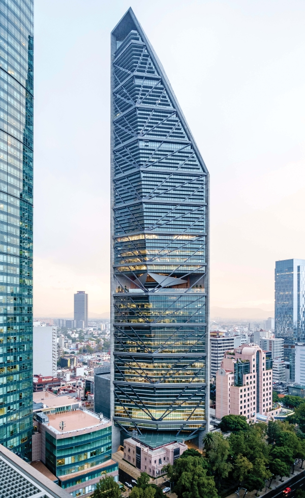 5.glass facade - baja