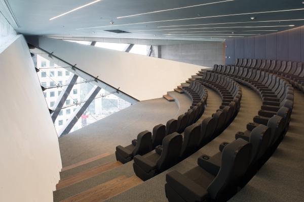 Auditorium level 23