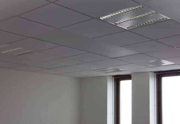 plaque amiante plafond Elégant