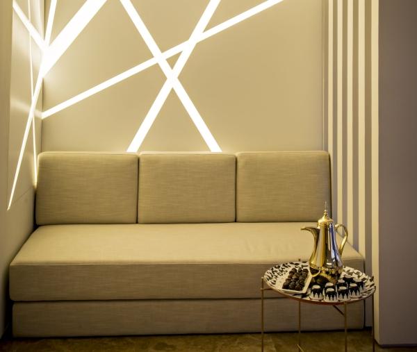 muros y luminosidad