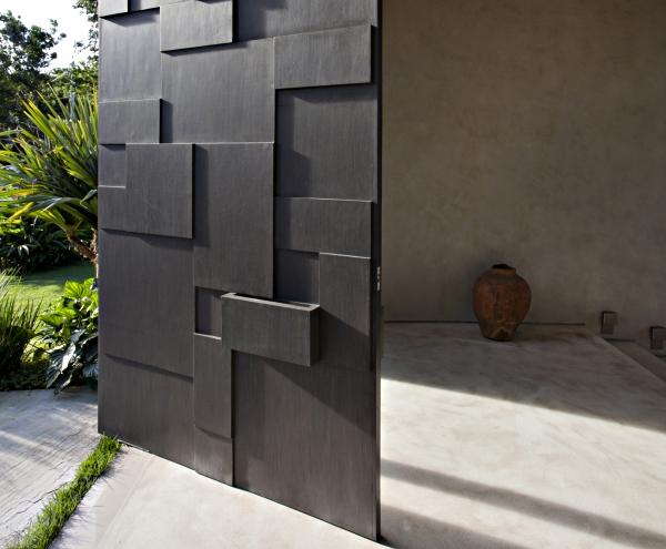 textura puertas