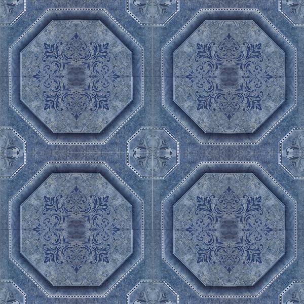 ceramico azul