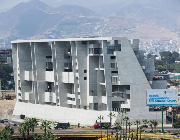 Campus Universitario en Perú _UTEC3