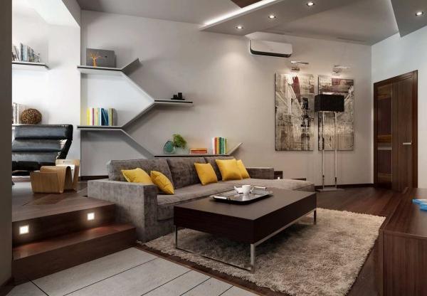 Colores De Interiores De Casas Modernas Decoración de interiores modernos