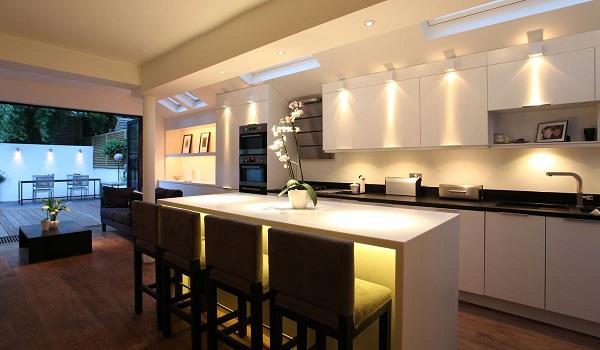 luz-empotrada-para-la-cocina